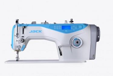 Máquina de Costura Reta Eletrônica de Ponto Corrido 7MM c/ Óleo e Direct Drive JK-A4-7 - Jack
