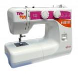 Máquina de costura doméstica Elna Sew Fun,15 pontos Voltagem:110 Voltagem:220