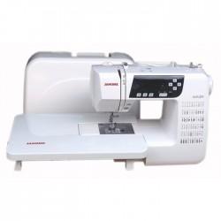 Máquina de costura doméstica Eletrônica Janome 3160QDC Bivolt,60 tipos de pontos