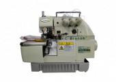 Máquina de costura Overlock Industrial BC73,Direct Drive,1 agulha,parada de agulha,6000PPM - Bracob