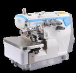 Máquina de Costura Industrial Overlock Eletrônica 5 Fios E4 - Jack
