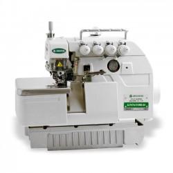 Máquina de costura Overloque Industrial Ponto Cadeia Zoje,completa