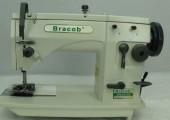 Máquina de costura Zig Zag Industrial BC 20u93,1 agulha,lubrificação automática,2000RPM - Bracob
