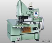 Overloque Industrial p/ Materiais extra pesados 1 Agulha 3 Fios Motor Convencional JK-T109 - JACK