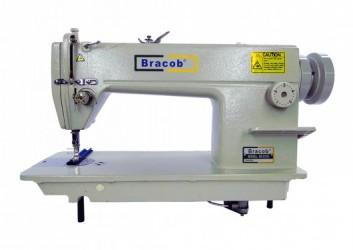 Máquina de costura Reta Industrial BC 6150,1 agulha,lubrificação automática,5000PPM - Bracob