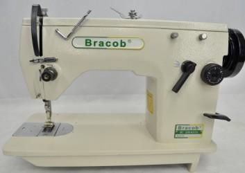 Máquina de Costura Industrial Bracob Zig Zag BC 20U457A - 3 Pontinhos
