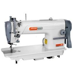 Máquina de Costura Reta Industrial 1 Agulha Ponto Fixo L918 - Siruba