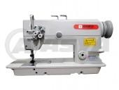 Máquina de costura Pespontadeira Industrial 2 agulhas marca Exata EX-872-5