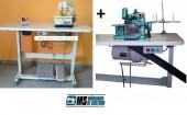 Overlock+ Galoneira Semi Industriais Completas