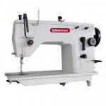 Máquina de Costura Zig Zag Semi Industrial 2 Pontos, 5000ppm, W-457-IL WESTMAN