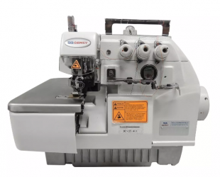 Máquina De Costura Overlock  3 Fios Gemsy Sg7603