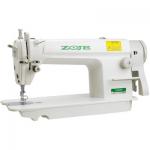 Máquina de costura Reta Industrial Zoje ZJ-8500G para tecidos leves e médios,completa