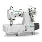 Máquina de Costura Galoneira Base Plana Fechada c/ Motor Embutido ZJW5621BD - Zoje
