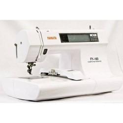 Máquina de bordar doméstica Multi-Função Yamata FY100 SEMI NOVA