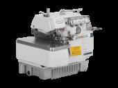 Máquina de Costura Overlock 3 Fios c/ Embutidor de Corrente MK7003-BK - Mega Mak