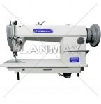 Máquina de costura Industrial Reta Transporte Duplo LM0318 - Lanmax