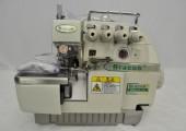 Máquina de Costura Industrial Overlock Bracob BC74-5200 AT/EUT Elétrica