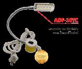 ADF-10TC Luminária para maquina de costura 10 Led's com Braço Flexível magnética - EXATA
