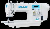 Máquina de Costura Reta Eletrônica c/ Motor Direct Drive - Ello