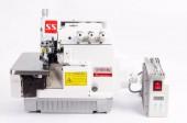 Maquina de costura Overloque Industrial SS978D,Direct Drive,5500PPM-Sun Special