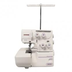 Máquina de costura Overloque/Overlock doméstica Janome 8002D