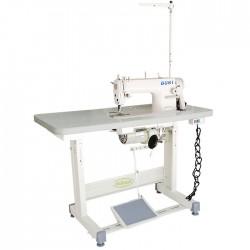 Máquina de Costura Industrial Costura Reta Duki DK8700 Completa