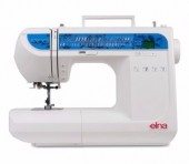 Máquina de costura doméstica Eletrônica Elna 5300,50 tipos de pontos