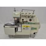 Máquina de Costura Industrial Overlock Bracob BC74 c/ Direct Drive