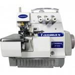 Máquina de Costura Industrial Overloque c/ Direct Drive LM503D - Lanmax