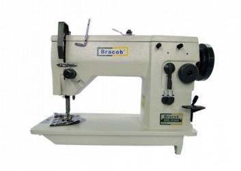 Máquina de costura Zig Zag Industrial BC 20u53,1 agulha,lubrificação manual,2000PPM - Bracob