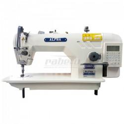 Máquina de Costura Reta Eletrônica 1 Agulha, 2 Fios , 3500RPM LH-9800D-4 - Alpha