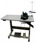 Overlock+ Galoneira Semi Industriais Com Motor+mesa-Completas