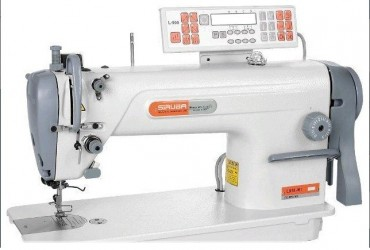 Máquina De Costura Reta Siruba 1 Agulha, 4500ppm L918-M1
