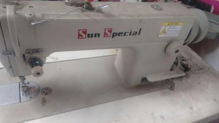 Reta Industrial Sun Special Semi nova completa p/Leves e Médios+Brinde