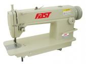 Máquina Reta Industrial com Lubrificação Automática 1 Agulha, 1 Fio 5000PPM FA-6150 - FAST
