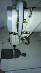 c8ec3b831 Máquina de costura Reta Industrial Siruba Semi Nova completa com mesa e  motor