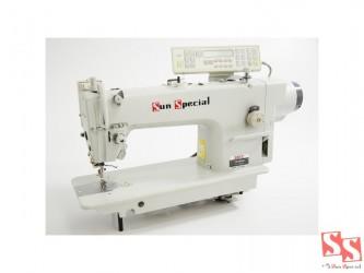 Máquina de Costura Industrial Reta Eletrônica c/ Motor Direct Drive SSTC-7810MD3-HD3 Housing - Sun Special