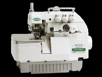 Máquina de costura Overloque Industrial Zoje Bitola média,completa
