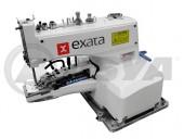 Máquina de costura Botoneira Industrial Exata EX-1377 Completa