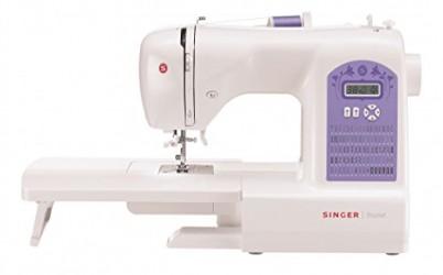 Máquina de costura doméstica Eletrônica Singer Starlet 6680,74 pontos