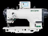 Máquina de Costura Industrial Zig Zag Simples Eletrônica ZJ2290S - Zoje