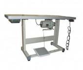 Reta Industrial com Refilador, Lubrif. Automática JK-5559W