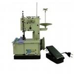 Máquina de Costura Tipo Galoneira Bracob 2 Agulhas c/ Motor Acoplado BC2600P 110V