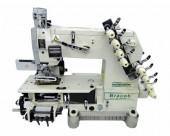 Máquina de Costura Industrial 4 Agulhas Ponto Corrente Bracob BC04085P/VWL