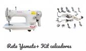 Reta Industrial Completa Yamata+ Kit C/ 18 Calcadores