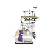Máquina de Costura Galoneira Portátil 3 Agulhas c/ Motor Acoplado MK2600 - Megamak