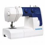 Máquina de costura doméstica FY-760 - Yamata Tensão/Voltagem:110/220 Voltagem:110/220 color:Branco Tamanho:Único