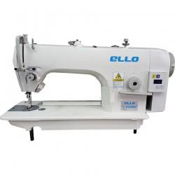Máquina de Costura Industrial Reta c/ Motor Direct Drive - Ello