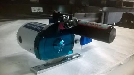 Máquina de Corte Enfestadeira Automática S260 ALX-R 220V - Silver Star