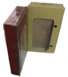 Caixa Base Com gaveta Lateral para Máquina Doméstica